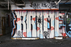 KRIME (caseykallenphotography.com) Tags: abandoned philadelphia architecture canon graffiti graf pa abandon philly buildiings 70d krime philadelphiagraffiti phillygraf canon70d caseykallen caseykallenphotography caseykallenphotographycom