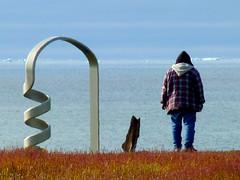 Ice Watch - Barrow, Alaska (atlanticstorm (Christopher_Griner)) Tags: ice alaska memorial arctic barrow seaice northslope polarice icecap chukchisea arcticocean pointbarrow beaufortsea barrowalaska iñupiat planecrashbarrowalaska ukpeagvikunupiatcorporation shimaandyoshikofunakoshi photocontestaina70