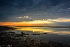 Lever de soleil (Arnaud lambert Photographie) Tags: mer france landscape soleil nikon lambert paysage marais lever tang camargue arnaud cacharel nkkor 18105mm d7100