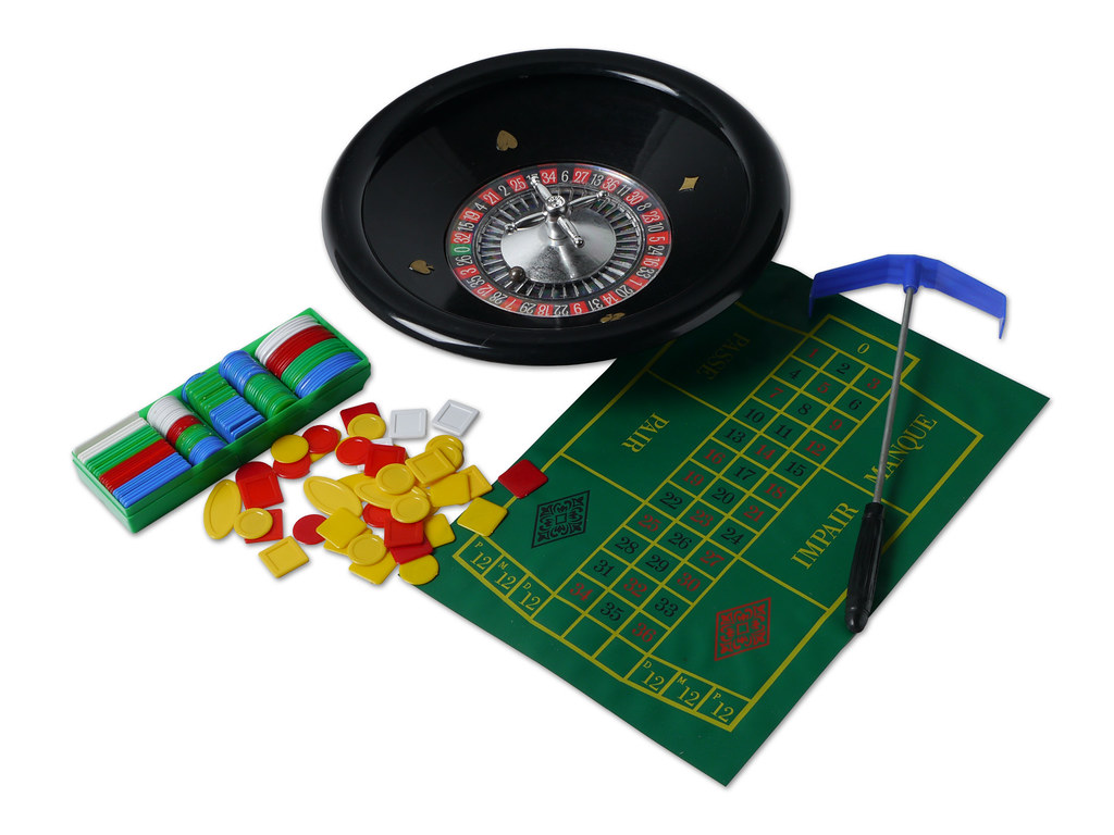 roulette spel speelgoed