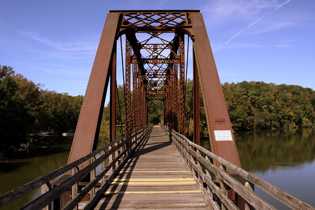 Cheatham County Bicentennial Trail Bridge