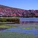 Macedonia, Kastoria city view from the lake, Greece #Μacedonia