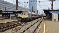 AM 358 - BRUXELLES-MIDI (philreg2011) Tags: train break bruxelles trein nmbs bruxellesmidi sncb am80 ic2200 am358 ic2234