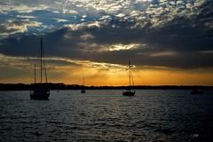 DSC_0039 (RUMTIME) Tags: sunset sky cloud clouds queensland coochie coochiemudlo