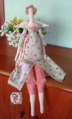 Tilda (Ma Ma Marie Artcountry) Tags: boneca tilda bonecadepano bonecadetecido