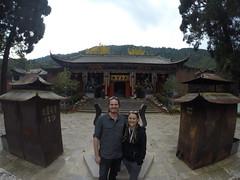 Photo de 14h - Temple du Pavillon majesteux (Monts de l'Ouest) - 27.10.2014