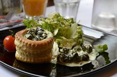Escargot (Dylan Taylor Photography) Tags: food france french cuisine nikon foreign escargot d7000