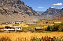 _DSC1619 (mala singh) Tags: india mountains village valley himalayas spiti himachalpradesh losar
