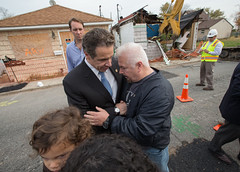 Governor Cuomo Highlights Superstorm Sandy Recovery on Staten Island (governorandrewcuomo) Tags: usa ny statenisland governorandrewmcuomo superstormsandy