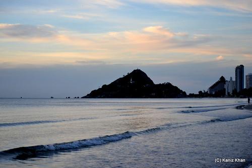 Sea at Hua Hin, Thailand