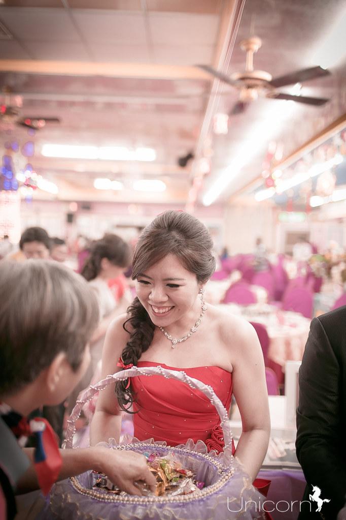 《結婚宴》俊霖 & 廷芸婚禮記錄 / 香港海鮮企業社
