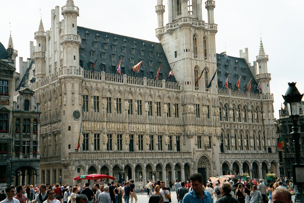 Brussels Town Hall by amateur photography by michel, on Flickr