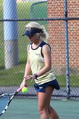 Penn State Altoona Women Tennis (Tap5140) Tags: college sports canon pittsburgh bradford pennsylvania tennis pennstate 70200mm altoona 50d