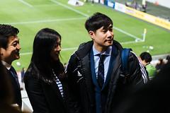배성재, 박문성 (SBS Sports Announcers) (Vincent Lee ) Tags: announcer costarica stadium korea international seoul friendly match sbs 박문성 배성재