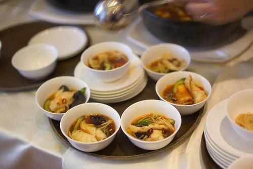 Les Sweet Bordeaux en Chine - Déjeuner de presse