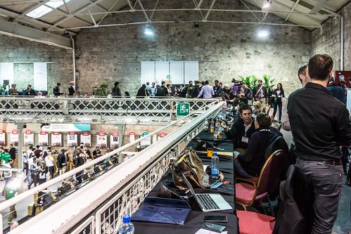 WEB SUMMIT DUBLIN 2014 [DAY TWO] Ref-3045