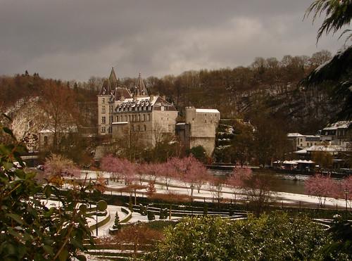Durbuy - Château d'Ursel