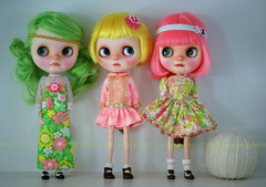 A Doll A Day. Oct 18.  Brights.