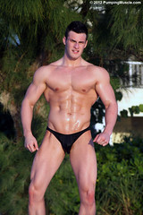 Collin_Hargus_PumpingMuscle.com-192 (davidjdowning) Tags: men muscles muscle muscular bodybuilding buff bodybuilder biceps