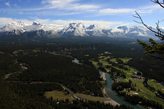 Elevation (JB by the Sea) Tags: canada rockies alberta banff rockymountains banffnationalpark tunnelmountain canadianrockies september2014