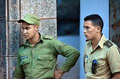 古巴軍人 (szintzhen) Tags: soldier cuba cuban 軍人 古巴