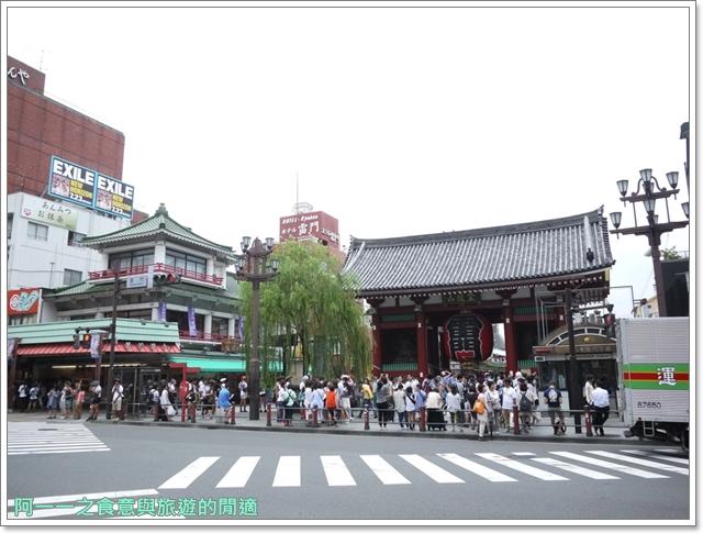 日本東京自助旅遊淺草文化觀光中心晴空塔image003