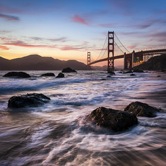 i n l e t | san francisco, california (elmofoto) Tags: sanfrancisco california goldengatebridge ggb marshallsbeach marshallbeach bridge sfbayarea norcal cali nikon d800 nikond800 elmofoto lorenzomontezemolo 2470mm ggnra goldengatenationalrecreationalarea sunset square 500x500 viveza niksoftware hike unitedstates westcoast beach rocks pacific ocean waves longexposure le fav100 fav200 fav300 fav400 fav500 fav600 fav700 fav800 fav900 fav1000 fav1100 fav1200 fav1300 fav1400 fav1500 fav1600 fav1700 fav1800 fav1900 fav2000 fav2100 explore explored fav2200 fav2300 fav2400 fav2500 fav2600 100000v