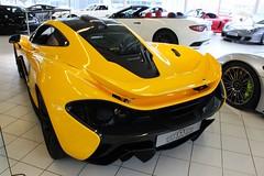 McLaren P1 (MonacoFreak) Tags: germany amazing awesome mclaren autosalon p1 combo singen autosalonsingen hypercars