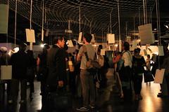 (Instituto Cervantes de Tokio) Tags: art gallery arte galeria performance exhibition institutocervantes  exposicin  exhibicin