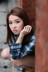 Ting046 (greenjacket888) Tags: cute beautiful asian md model leggy       asianbeauty  85l 85f12 5d3