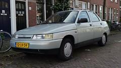 Lada 110 1.5 Li (sjoerd.wijsman) Tags: auto holland cars netherlands car sedan silver grey gray 110 nederland thenetherlands delft voiture vehicle holanda autos saloon paysbas lada berline olanda fahrzeug niederlande zuidholland 2110 onk zilver carspotting berlina carspot zilvergrijs lada110 stufenheck lada2110 sidecode6 12lhsv