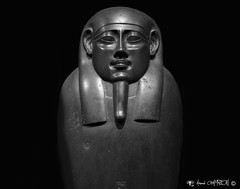 Sarcophage de Shepmin (nonochampion) Tags: old art archaeology museum torino antique egypt statues muse egyptian sculture museo turin sculptures egitto hieroglyphs egypte rois ancienne hiroglyphes archologie pharaohs archeologia divinit antiquits divinities faraoni sarcophages geroglifici museoegizio pharaons egizio museoegizioditorino sarcophaguses egyptologie statuario divinits sarcofaghi museegyptologieturin