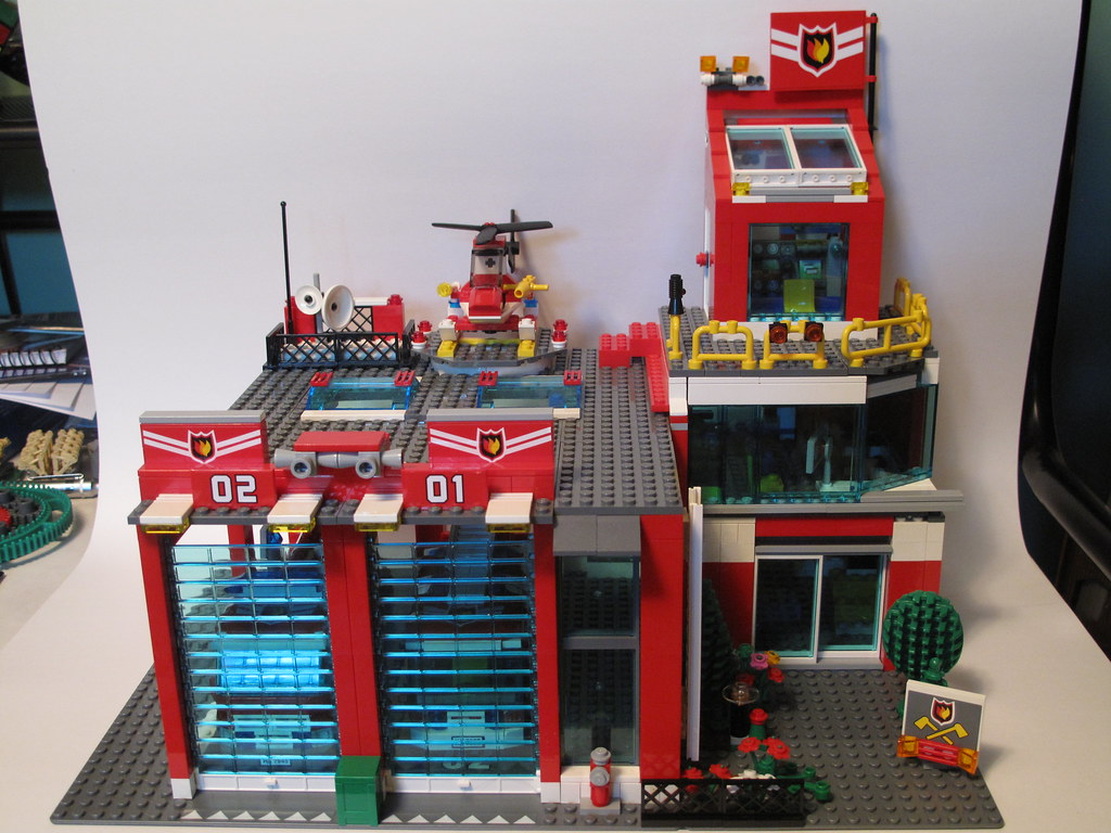 Lego 7208 Lego Fire Station Instructions 7208 City Yasminroohi