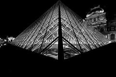 [Explore 2014/10/22] (clmenceLiu ) Tags: paris france blackwhite louvre nikond800 clemenceliu