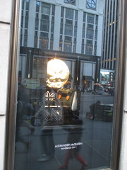 George Melies Man in the Moon Bergdorf Goodman store window 0073 (Brechtbug) Tags: voyage street new york city trip travel fiction moon man green eye film mannequin window st by lune movie french effects la early george store ship with stuck space magic inspired science luna special gargoyle galaxy le ave scifi his rocket bullet avenue universe 5th dans bergdorf 59th goodman cheeze 1902 melies a 10192014