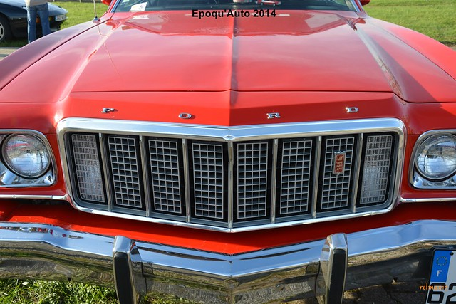 Ford Gran Torino (Starsky et hutch)