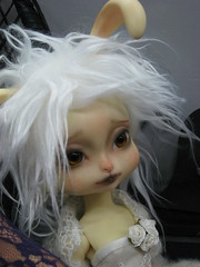 "Ldoll 2014 stand Cassiel ""Le Petit Paradoxe"" (ghost_life) Tags: loonette cerisedolls ldoll"