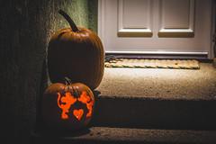Halloween (tgarrettphoto) Tags: halloween pumpkins bmw m3 mickymouse e46 lagunasecablue