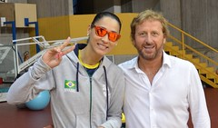 Polar President with Jaqueline de Carvalho