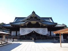 靖國神社 (beibaogo) Tags: m9 靖國神社
