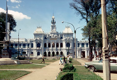 SAIGON 1967 - City Hall (manhhai) Tags: waite vietnam 1967 saigon bienhoa macv advisoryteam98 ductu
