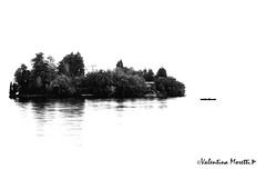 Lago Maggiore (valentinamoretti83) Tags: lago italia piemonte fotografia acqua bianco nero luce lagomaggiore isola verbania