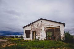 Blackrock NM (zjasonqian) Tags: new building rural mexico decay shed abandon zuni blackrock
