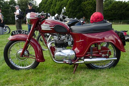 Triumph 5TA Speed Twin (1960)