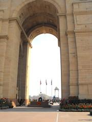Delhi, January 2012 (leonyaakov) Tags: travel india holiday streets delhi monuments citycenter sunnyday trafic citiscape capitalcity citytour hindustan greatphotographers  marculescueugendreamsoflightportal
