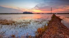 DSC_1448 (rhu dua) Tags: sunset panorama nature nikon sigma lee 1020 d7100 gnd09s sjpeg