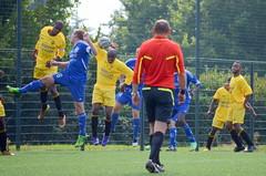 07/09/2014 Mayotte - JA Masculins A