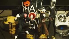 Halloween gang (naitma) Tags: revoltech shinki 武装神姫 danboo
