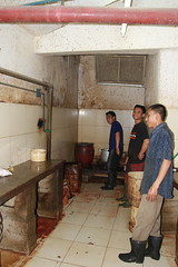 IMG_4200 (FAO ECTAD Indonesia) Tags: market visit jakarta 2014 lbm mentoring melawai