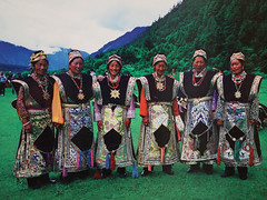 PBa030409 Tibet (camera30f) Tags: show china music art de photography yahoo dance google asia flickr photos m1 traditional culture olympus tibet clothes week tradition om baidu cultural